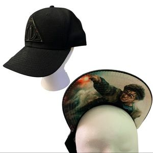 Harry Potter Deathly Hollows Baseball Cap